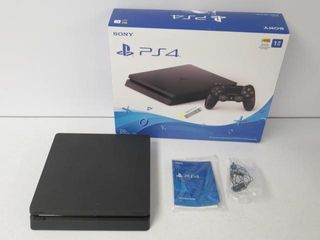 As Is  PlayStation 4   1TB Slim   Console Edition