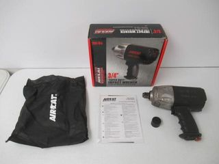Used  AIRCAT 1600 TH A 3 4  Drive Composite