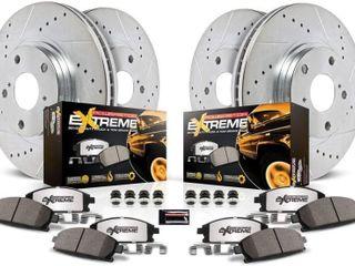 Power Stop K6560 36 Z36 Brake Kit  Severe Duty