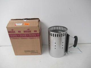 Used  Weber Rapidfire  chimney starter