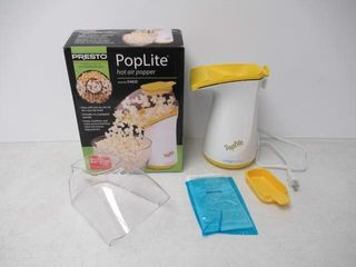 Used  Presto 04820 Poplite Hot Air Popper