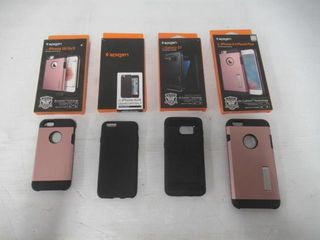 lot of 4 Various Cell Phone Cases