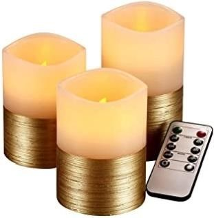 As Is  Flameless Candles Flickering lED Candles
