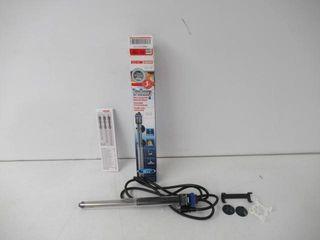 Used  Eheim Jager Aquarium Thermostat Heater 150W
