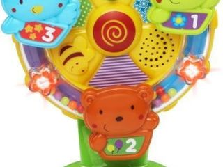 VTech lil  Critters Spin   Discover Ferris Wheel