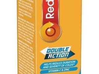 REDOXON Double Action Vitamin C and Zinc  Orange
