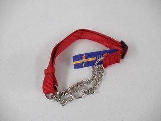 Hamilton Adjustable Combo Choke Dog Collar