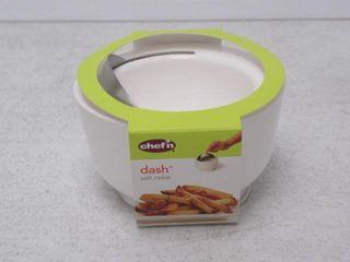 Used  Chef n DashIJ Salt Cellar with Flip Top