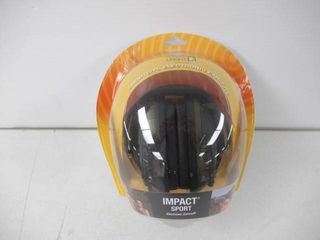 Used  Howard leight by Honeywell Impact Sport