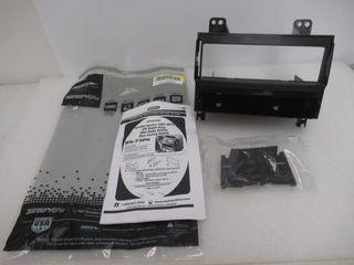 As Is  Metra 99 7326 Single DIN Installation Kit