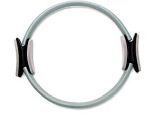 Mind Reader PILRING-Gry Yoga/Pilates Ring