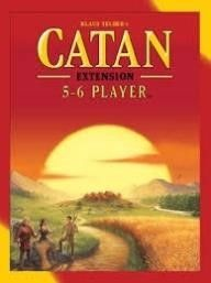 Catan Explorers and Pirates 5 6 Player Extension