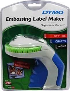 DYMO Organizer Xpress Handheld Embossing label