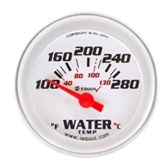 Equus 8262 2  Electric Water Temperature Gauge