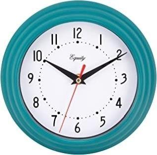 Equity by la Crosse 25020 Analog Wall Clock 8