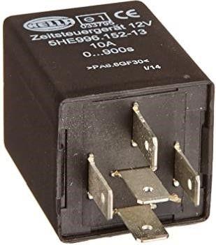 HEllA 5HE 996 152 131 12 Volt 5 Pin 0 900s Delay