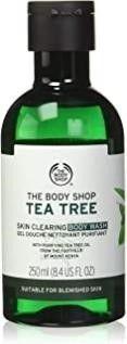 The Body Shop Tea Tree Body Wash  Made with Tea