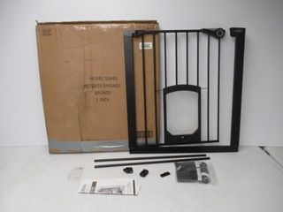 Used  North States MyPet 38  Wide Pet Gate