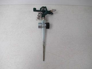Used  Orbit Impact Sprinkler