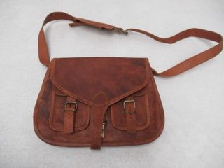 leather Purse  Brand Unknown