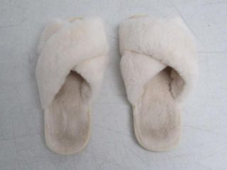 USED  Women s 40 41 Slippers  Brand Unknown