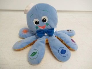 As Is  Stuffed Octupus Music Toy