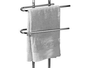 Novel 3 Arms Towel Stand  Silver