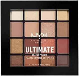 NYX Professional Makeup Ultimate Shadow Palette,