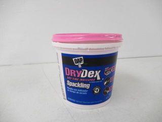 Used  DAP 12330 Dry Time Indicator Spackling
