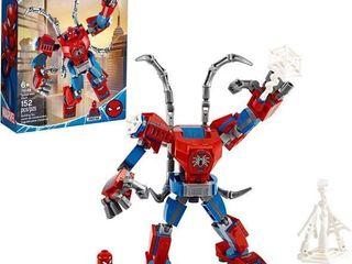 lego Marvel Spider Man 152 Piece Buliding Toy