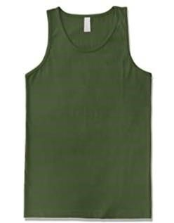 Amazon Essentials Men s Xl Performance Cotton Tank