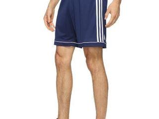 Adidas Men s large Squadra 17 Shorts  Navy