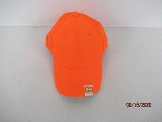 Outdoor Cap O/S 35019 Hi-Vis Hat, Blaze Orange