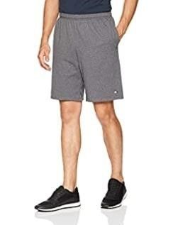 Champion Men s large Jersey Short With Pockets