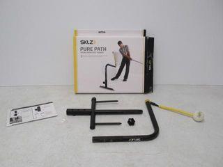 Used  SKlZ Pure Path Visual Swing Path Trainer
