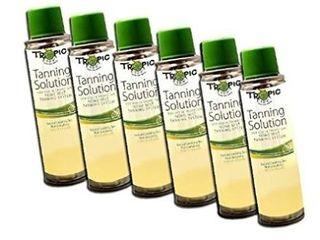 Tropic Spa 7 Pk Home Mist Tanning Refill Box