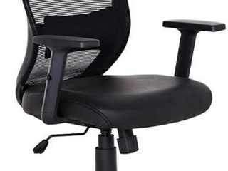 VECElO Premium PU Home Office Chair for Task