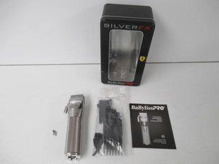 As Is  BaBylissPRO Metal lithium Clipper