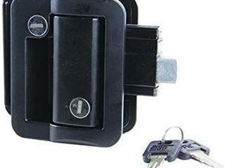 lippert 239631 Global RV Entry Door latch Kit for