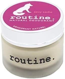 Routine Natural Deodorant   Sexy Sadie  vegan  no