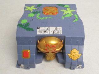 Used  Moose Toys Treasure X Treasure Doom Tomb