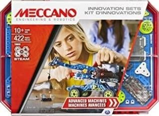 MECCANO Set 7 Hydraulic Machines CN GMl
