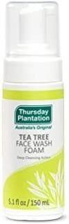 Thursday Plantation Step 1 Tea Tree Face Wash Foam