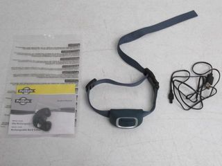 Used  PetSafe Rechargeable Bark Collar  15 levels