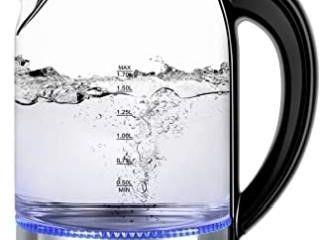 COSORI 1 7l Glass Electric Kettle  Cordless BPA