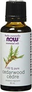 Now Cedarwood Oil liquid  30ml