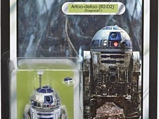 Star Wars Black Series R2 D2  Dagobah  6 Scale