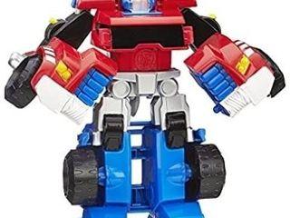 Playskool Heroes Transformers Rescue Bots Optimus