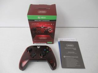 As Is  PDP Wired Controller for Xbox One   Red