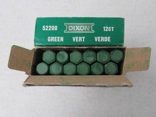 2  DIXON Industrial lumber Marking Crayons  4 5